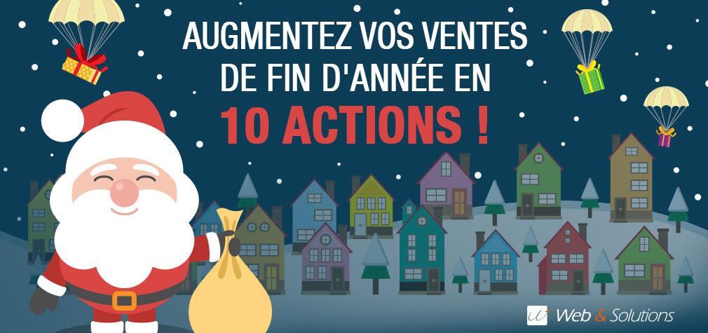 [Dossier Spécial Noël] 10 conseils pour préparer votre e-commerce aux ventes de fin d'année