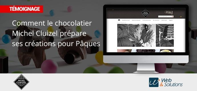 La Manufacture Cluizel, le chocolatier normand qui ravit petits et grands à Pâques