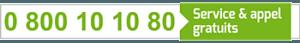 Numéros vert Web et Solutions