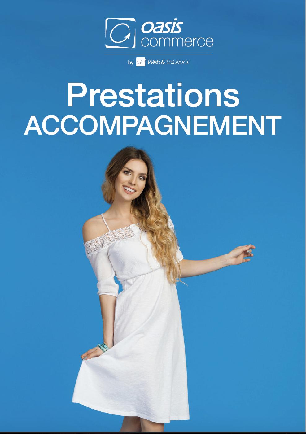Plaquette de nos prestations d'accompagnement OASIS Commerce