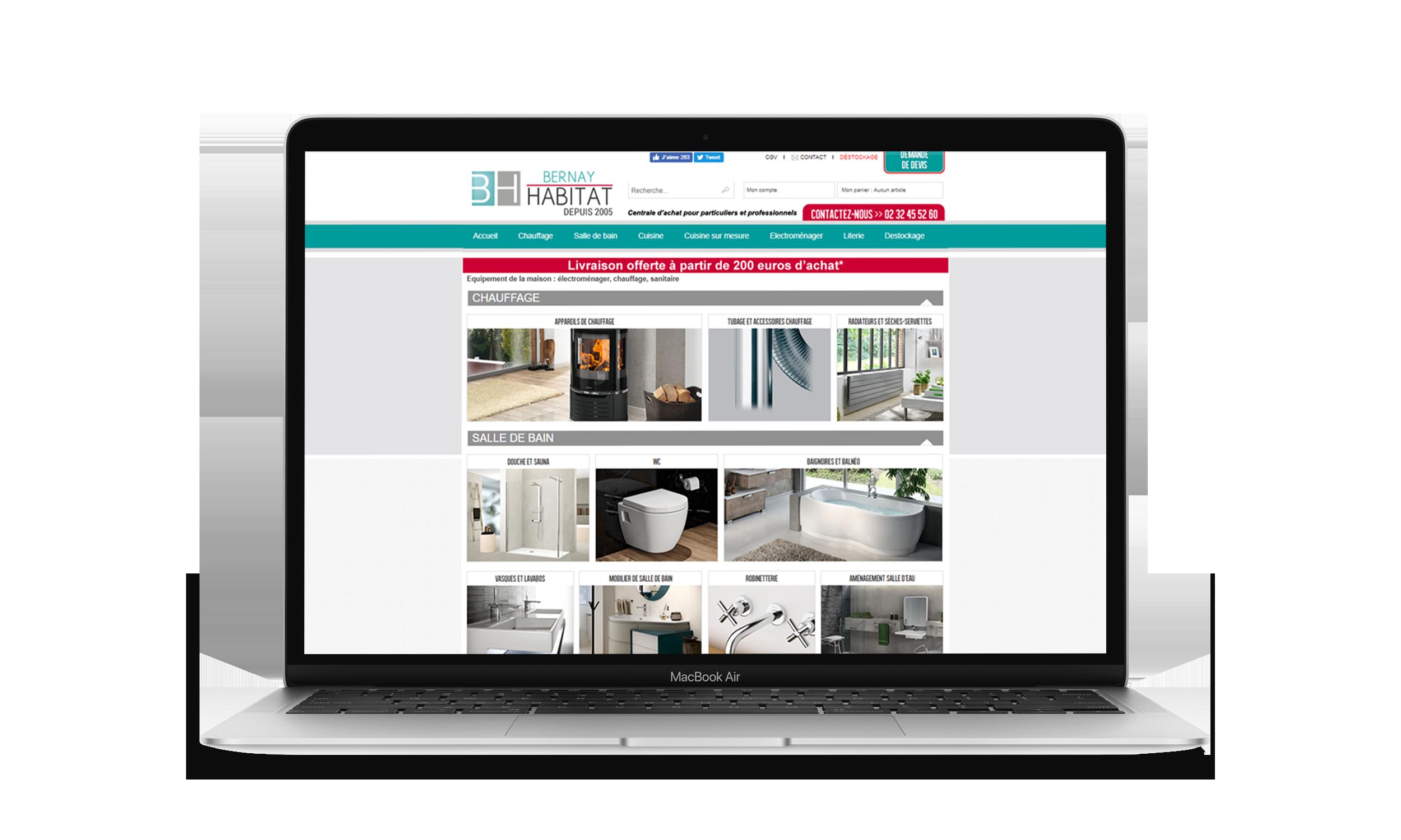 site-ecommerce-bernay-habitat