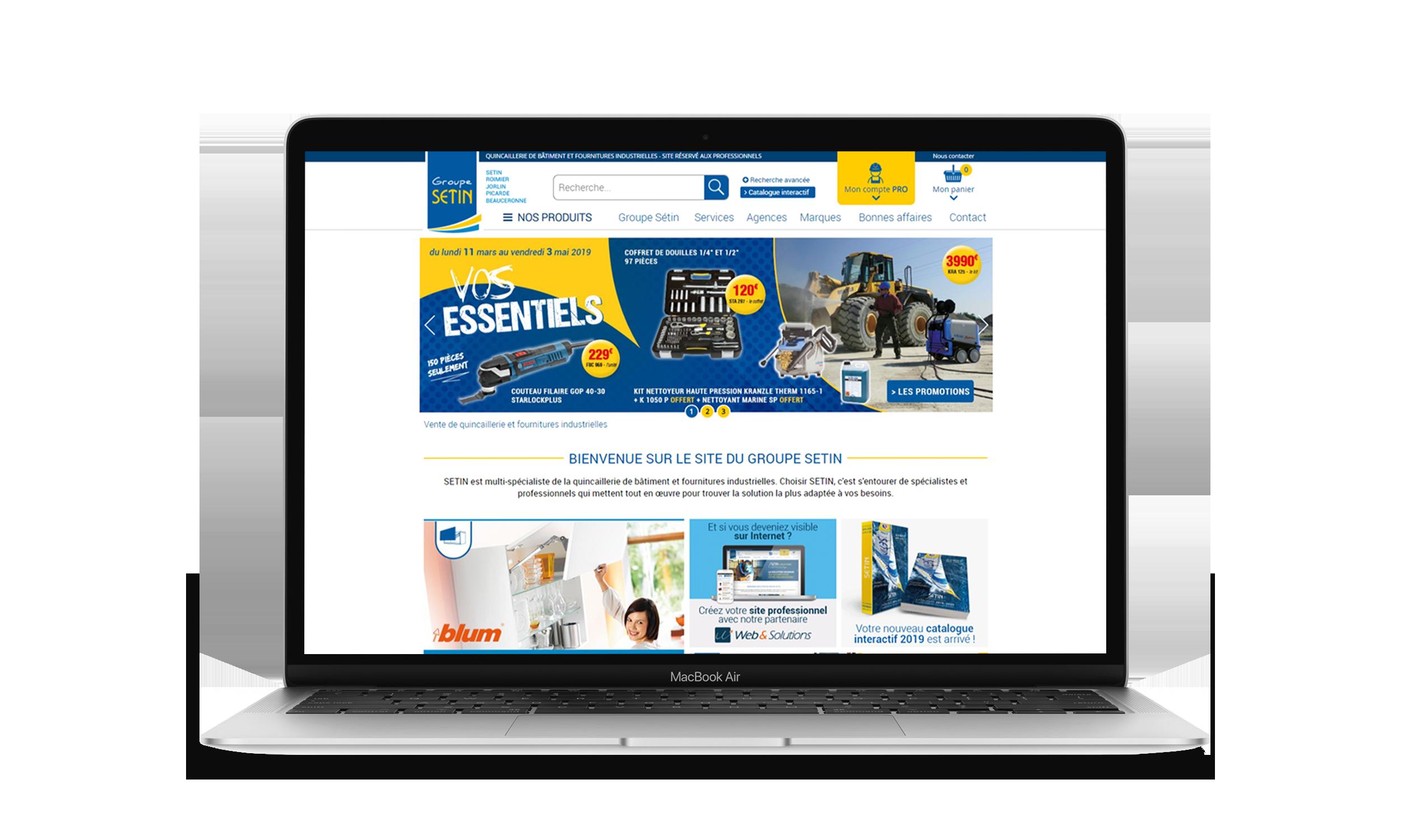 site-ecommerce-setin