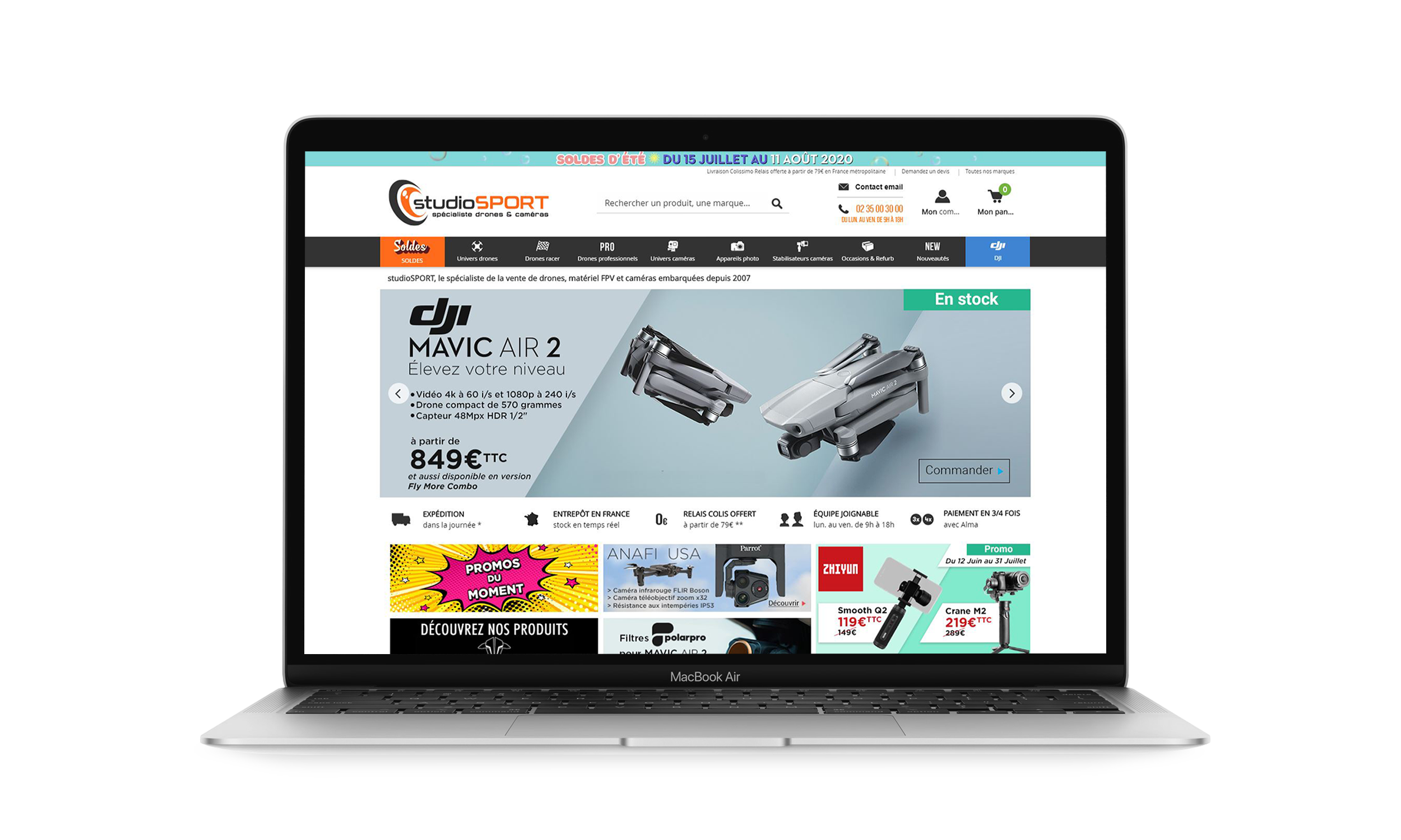 site-ecommerce-studio-sport