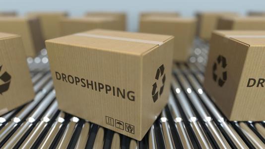 Commande en Dropshipping